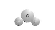 Nature of Matter - Water Molecule (H2O)